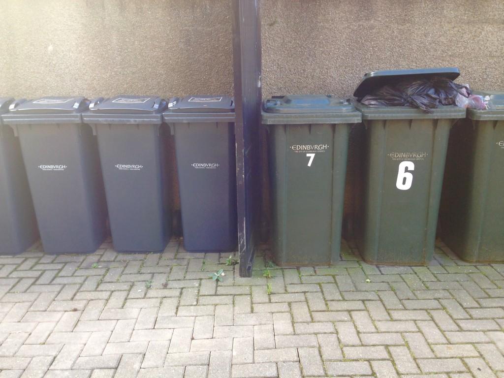 Small bins, big bins